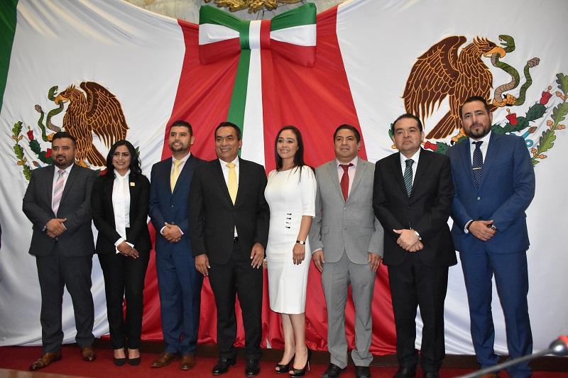 Los diputados del PRD que forman parte de la LXXIV Legislatura Local están claros de los retos que tiene Michoacán, por lo aportarán propuestas legislativas encaminadas a fortalecer e impulsar el desarrollo de la entidad con justicia e igualdad