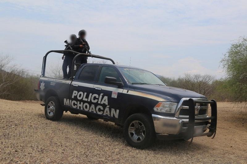 """La """"Operación Limpieza"""" llegará a cada rincón de la entidad, con la única finalidad de brindar las condiciones de seguridad que las y los michoacanos merecen"""