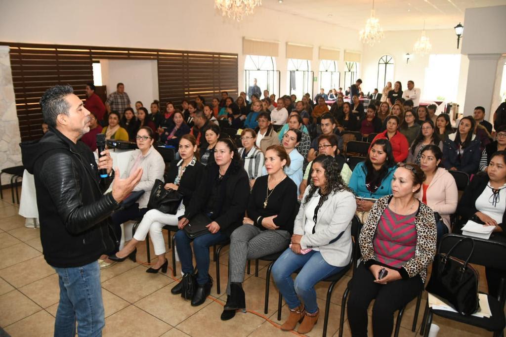 Bajo la dirección de la titular de la institución Rocío Beamonte Romero se entregan un millón 87 mil despensas al año, es decir 56 mil más de las que se entregaban en el 2017
