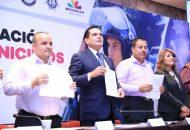 Garantizar la seguridad a todas las y los michoacanos, nuestro compromiso: Silvano Aureoles