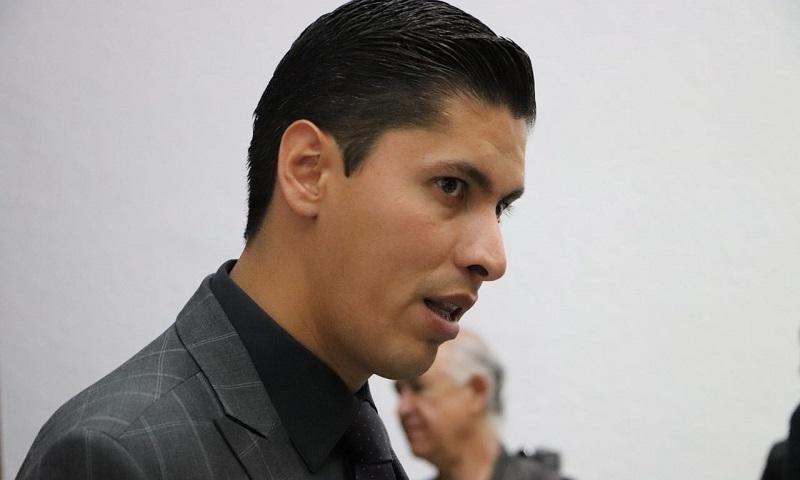 """Javier Paredes dijo que si esta legislatura empieza con el pie izquierdo """"qué podemos esperar para los temas trascendentales de Michoacán"""", al no ser tomada en cuenta la voz de Movimiento Ciudadano, lo que es lamentable"""
