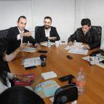 En sesión ordinaria del Comité Ejecutivo Estatal en Michoacán del PRD, se propuso la reestructuración a nivel estatal de los 113 Comités Municipales del Sol Azteca