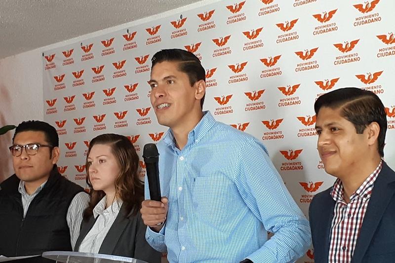 Javier Paredes recordó que él se convirtió en el primer diputado de la 74 Legislatura en presentar una iniciativa, en este caso, para eliminar el financiamiento público a los partidos políticos en Michoacán