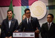 Daremos el debido espacio al rector de la UMSNH, Medardo Serna para que nos dé a conocer la verdadera situación de la Máxima Casa de Estudios: Pérez Negrón Ruiz