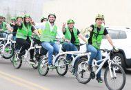"""""""Necesario, visualizar a la bicicleta como un medio de transporte viable y con las condiciones de infraestructura y seguridad"""": Núñez Aguilar"""