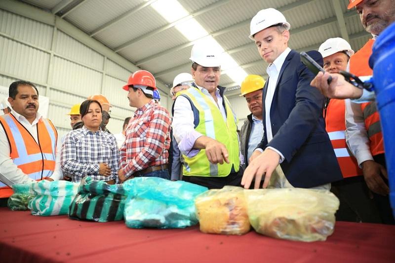 La inversión, de alrededor de 80 mdp, ha generado 30 empleos directos y creará una cadena de valor productiva en la región