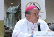 En otro tema, Garfias Merlos anunció la próxima ordenación de 13 nuevos sacerdotes para servicio de la Iglesia de Morelia