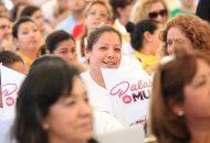 La responsable de las políticas en pro de las mujeres, asentó que lograr el empoderamiento económico de las michoacanas permite que ganen autonomía financiera para salir del círculo de la violencia