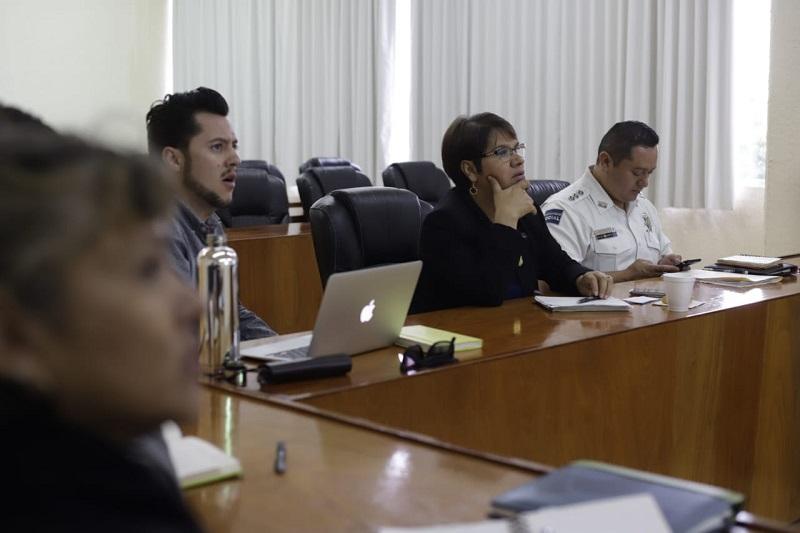 La Comisionada Municipal de Seguridad destacó que el acercamiento con la sociedad es vital para beneficiar a la sociedad moreliana a la resolución de conflictos diarios