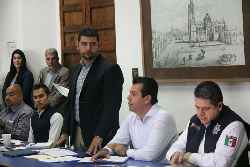 En estas actividades, resaltó el diputado local, participan las autoridades locales, así como ciudadanos de los municipios de Indaparapeo, Charo, Morelia, Acutzio, Villa Madero, Tacámbaro, Nocupétaro, Carácuaro, Tiquicheo, Carácuaro y Huetamo