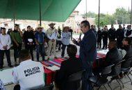 Necesaria la colaboración entre ciudadanos y autoridades para generar condiciones de seguridad: Raúl Morón