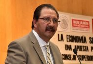 Sandoval Flores aseguró que coadyuvará para que pronto se normalice la situación en dicha localidad