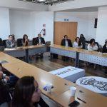 Melgoza Velázquez recalcó la oportunidad que tendrán las empresas estatales para formar parte de las cadenas de proveeduría como prestadores de servicios a empresas ancla que se instalarán en el binomio de la competitividad que conformará el Puerto de Lázaro Cárdenas y la ZEE