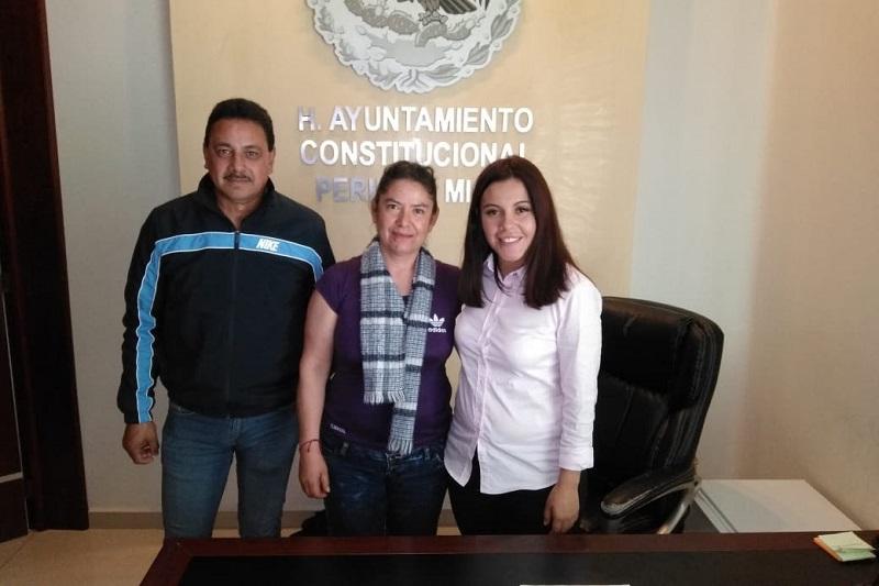 De esta manera, el Cedemun se compromete con el municipio de Peribán y con el resto de los ayuntamientos michoacanos, a ser un aliado y un vínculo entre las administraciones municipales y el Gobierno del Estado