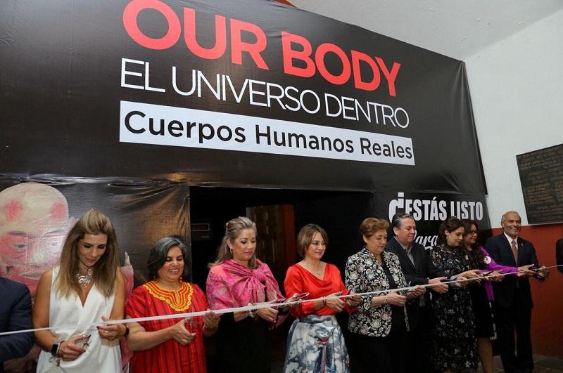 Será la primera vez que Our Body tendrá un taller de conocimiento para niñas y niños