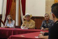 Arvizu Cisneros expresó a los profesores su respaldo además de garantizar ser una voz en el Poder Legislativo