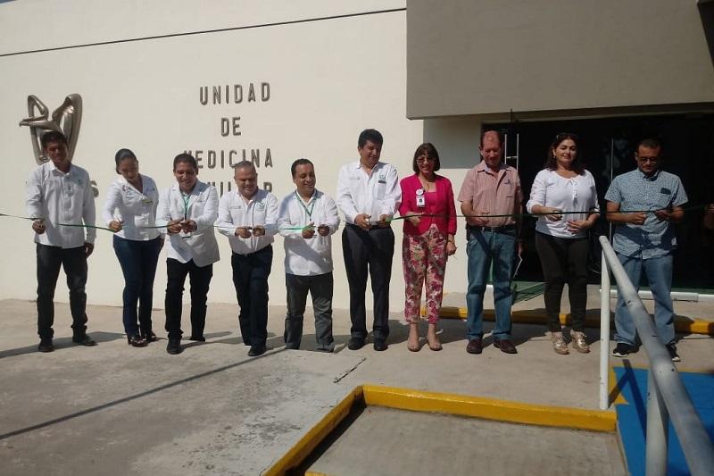 El Director del HRP de Buenavista Tomatlán, José María Ávila Avalos, señaló que lograron el primer escalón al conseguir el Premio IMSS a la Calidad, sin embargo, no quedaron satisfechos y fueron por el Premio Águila Oro hasta que lo consiguieron el año pasado