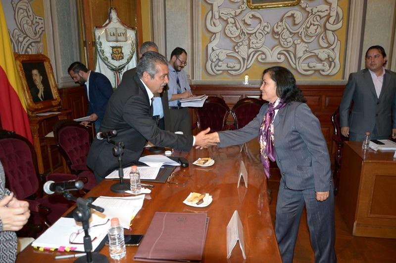 En el Cabildo de Morelia se propuso analizar cómo fortalecer el trabajo de la Coordinación de Protección Civil y Bomberos de Morelia