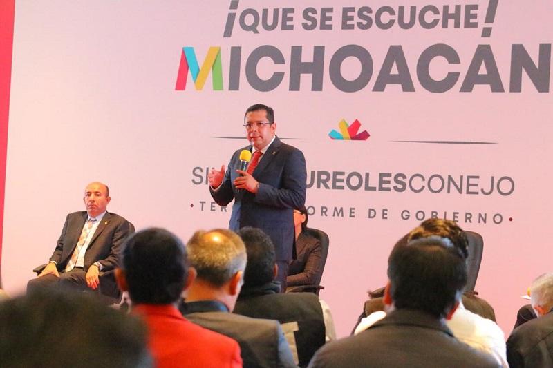 Trabajamos para consolidar un estado con oportunidades para todos: Juan Carlos Barragán