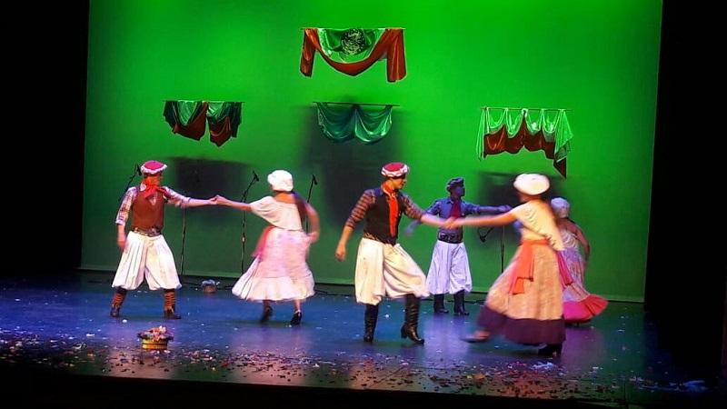 Participarán artistas de los Ballets Folklóricos de Argentina, Chile y Perú, además del michoacano