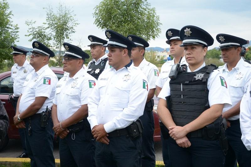 El recurso que se ahorró será invertido en otras necesidades de los elementos de la Policía Morelia