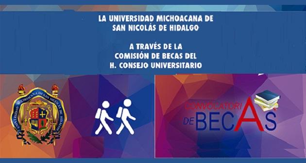 La selección de aspirantes se realizará de acuerdo con la disponibilidad presupuestal y los resultados serán publicados en el portal del SIIA: http://www.siia.umich.mx