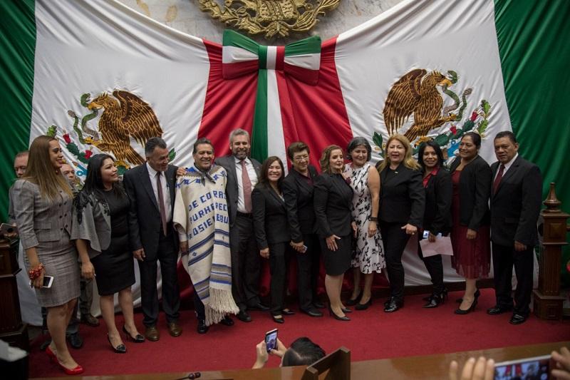 La aplanadora es la respuesta a la austeridad propuesta por Morena en el Legislativo: Osiel Equihua