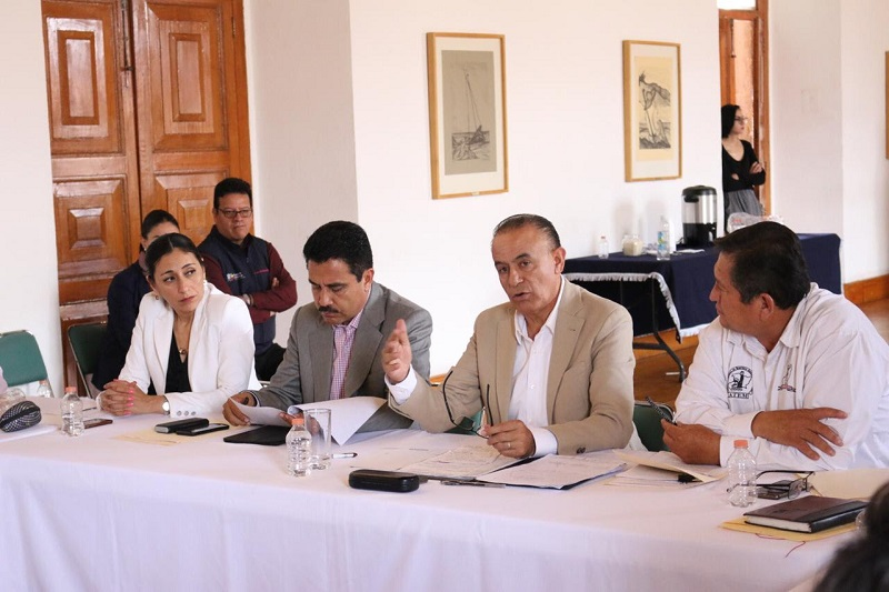 En ese sentido, Sigala Páez reiteró que se dará la atención y solución a lo que el Gobierno del Estado esté en la capacidad de resolver