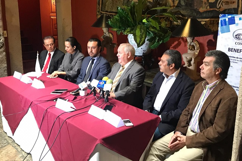 Sector empresarial del estado, comprometido con la promoción de la Zona Económica Especial de Lázaro Cárdenas