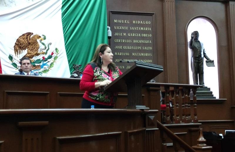 Cristina Portillo afirmó que es profundamente lamentable que la asignación de las comisiones y comités del Congreso del Estado de Michoacán fueran violentadas como ahora, por acuerdos excluyentes de la propia Junta de Coordinación Política