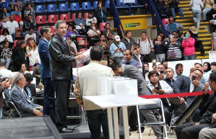 """Concluyó el Foro Estatal de consulta participativa Michoacán """"Educación para el Bienestar"""", cuya sede fue la Universidad Michoacana de San Nicolás de Hidalgo"""