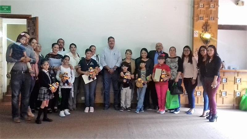 En Michoacán se recibieron 56 dibujos para el concurso de CONAFOR