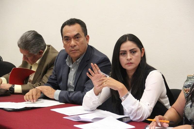 Nuestro compromiso es que los michoacanos cuenten con instituciones sólidas: López Solís
