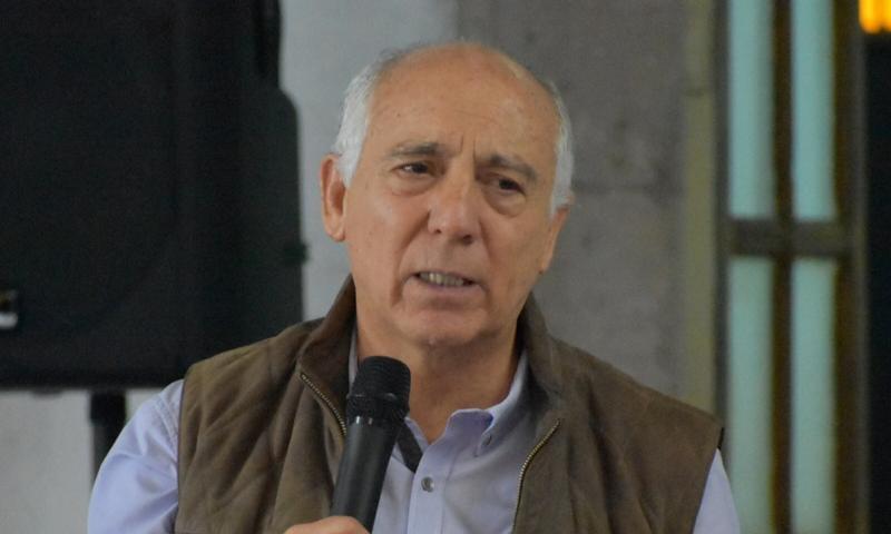 Antúnez Oviedo se dijo agradecido por quienes no forman parte de Movimiento Ciudadano y que lo han considerado como un perfil para dirigir al instituto a nivel nacional