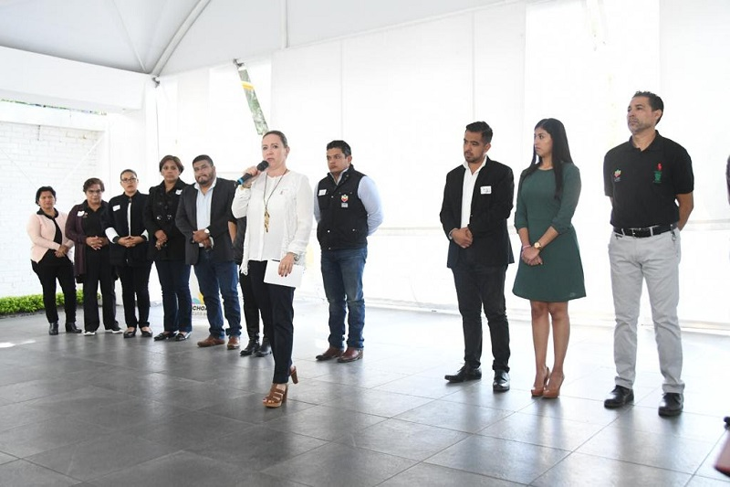 Se capacitó sobre las reglas de operación de los programas alimentarios a los municipios de la Región Morelia Norte