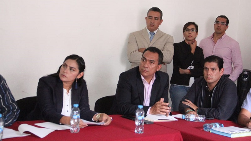 Adrián López destacó la relevancia del acuerdo construido por las Comisiones Unidas, pues cumple a plenitud el mandato de los tiempos establecidos en la reforma constitucional para la designación del Fiscal