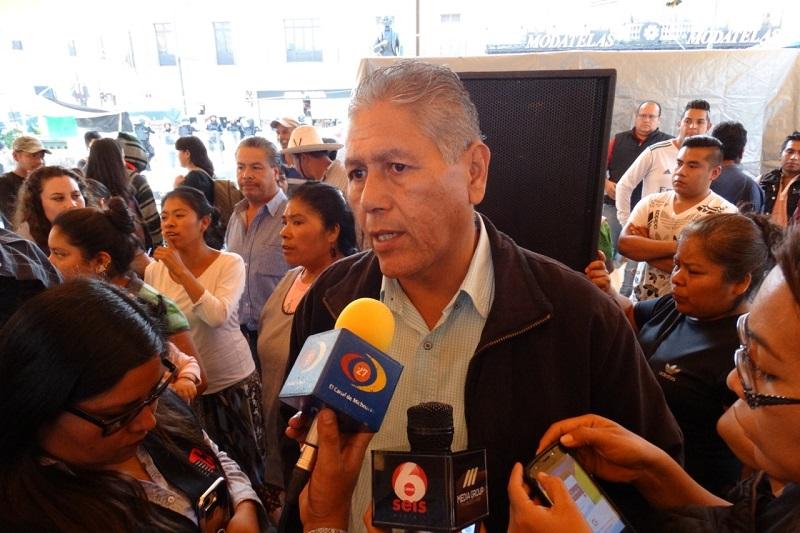Ante cualquier expresión social, siempre se priorizará el diálogo antes que el uso de la fuerza: Humberto Arroniz