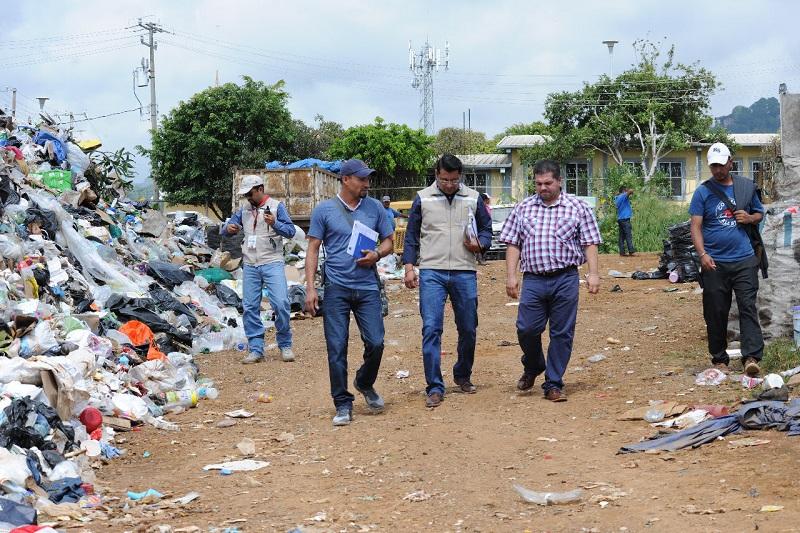 El Gobierno de Michoacán apoya a los ayuntamientos en la regularización de los espacios dedicados al manejo de desperdicios orgánicos e inorgánicos