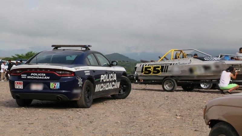 El Gobierno del Estado trabaja para generar las condiciones de seguridad que potencialicen a Michoacán como destino de este tipo de eventos