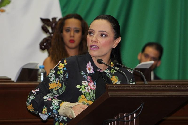 La legisladora priísta recordó que el pasado 5 de septiembre diversas localidades ubicadas en la región fueron afectadas por las lluvias que se presentaron entre el sábado primero y el lunes 3 de septiembre