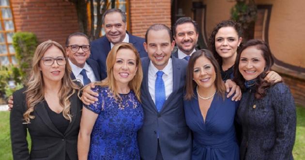 Marko Cortés ofrece recuperar valores y principios del PAN, para que sea oposición constructiva en la defensa de causas y libertades de los mexicanos frente al nuevo gobierno federal