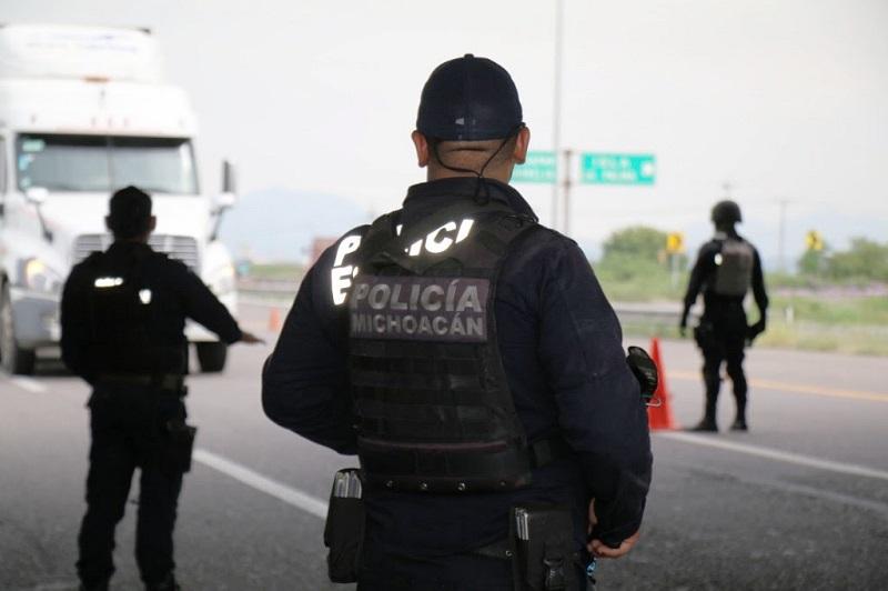 En estos operativos también participan elementos de la Policía Federal y Secretaría de Marina, a través de patrullajes, acompañamientos y filtros de revisión, entre otros
