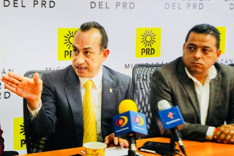 Soto Sánchez exhortó  al siguiente presidente de México, para que recapacite en su actitud conciliadora y asuma su responsabilidad para que la corrupción deje de ser uno de los peores lastres que padece el País