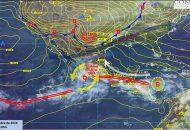 """La Tormenta Tropical """"TARA"""", se ubicará frente a las costas de Colima y Michoacán, sus bandas nubosas favorecerán el ingreso de humedad hacia los estados del occidente, sur y centro del territorio nacional"""