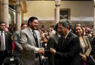 Orihuela Estefan subrayó que las autoridades nicolaitas deberán contribuir en materia de trasparencia a que haya claridad en el uso de los recursos que se manejan, y ver el tema de la reforma al Régimen de Jubilaciones Y Pensiones