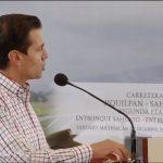 """Peña Nieto destacó además que durante su administración se modernizaron 28 aeropuertos del país y se abrieron """"más de 1,200 nuevas rutas aéreas"""""""
