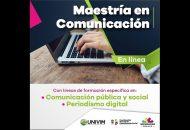 Con el respaldo de la Coordinación General de Comunicación Social (CGCS), se apoyó para el ingreso a la maestría a 56 comunicadoras y comunicadores, y/o periodistas de las ciudades de Uruapan, Zitácuaro y Morelia