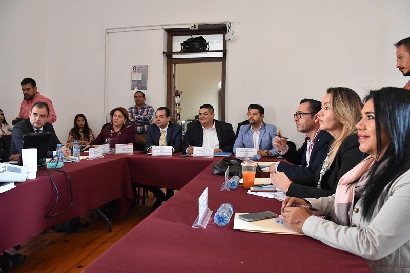 Se pronunciaron por establecer medidas para que los municipios, en el ámbito de sus facultades, tengan un manejo financiero sano y racional de sus recursos