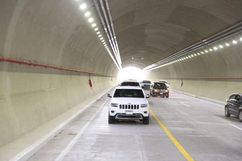 Desde hoy, el tramo de 4.7 kilómetros en los que destacan dos túneles y un puente, puede ser disfrutado por los morelianos