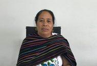María Emilia Reyes agregó que continuará haciendo lo que ya realizaba desde la organización que presidía, y que es seguir tocando puertas en beneficio de todas y todos los artesanos del estado